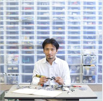 ロボットで有名な高橋智隆さんって一体何者!?